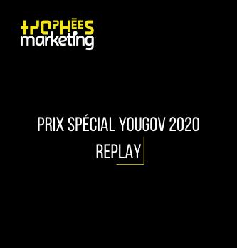Redécouvrez le gagnant du PRIX SPÉCIAL YOUGOV 2020 !