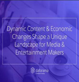 Le contenu dynamique et les changements économiques façonnent un paysage unique pour les spécialistes du marketing