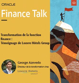 [Webinar] Transformation de la fonction finance : témoignage de Louvre Hôtels Group