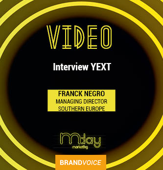 Yext : vers un marketing digital plus responsable