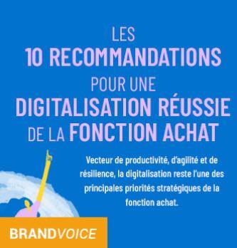 10 recommandations pour réussir sa digitalisation