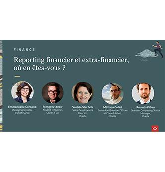 Reporting financier et extra-financier, où en êtes-vous ?