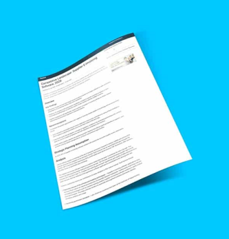 [Livre Blanc] Competitive Landscape: Supplier e-Invoicing Software 2020 par Gartner