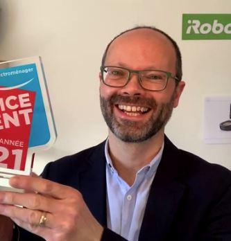 iRobot : « Nos robots sont toujours prêts à vous aider, il en est de même avec le Service Client d'iRobot. »