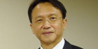 Jason Chen, Corporate President et CEO du Groupe Acer