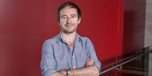 Éric Huc, directeur de création digital de l'agence Havas Event