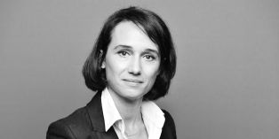 Chrystel Pepin Lehalleur, directrice marketing et communication de BearingPoint