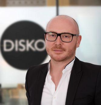 Nicolas Foulet, directeur conseil chez Disko