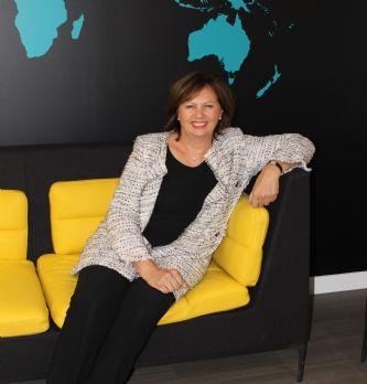 Brigitte Nisio, directeur général France de CWT