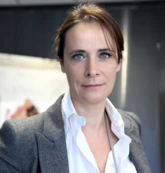 Emmanuelle Bahuaud, directrice commerciale, marketing et communication d'Intersport France