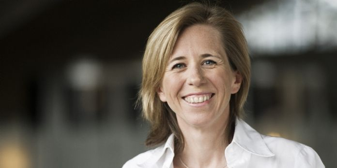 Béatrice Grenade, Chief Marketing Officer chez Linkfluence