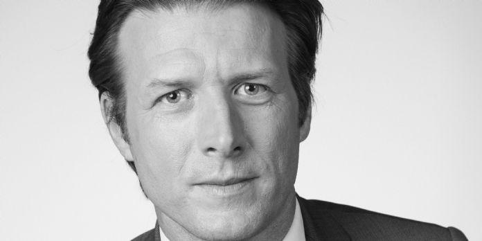 Sébastien Nantas, directeur marketing & communication de Linedata