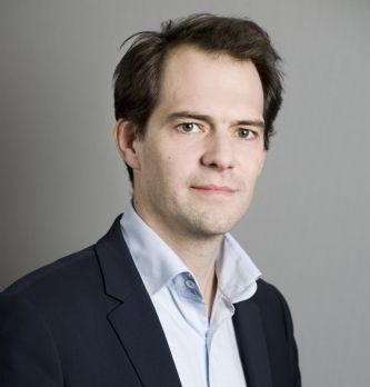 Arnaud Clément, directeur marketing et avant-vente de la division Télécom chez Hub One