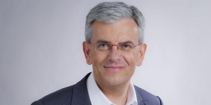 Olivier Garrigues, directeur administratif et financier du groupe Pomona