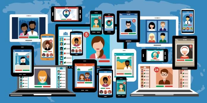 Laboratoire de l'expérience client : Social selling