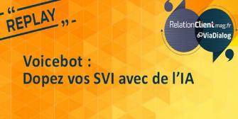 [Voicebot] Dopez vos SVI avec de l'IA