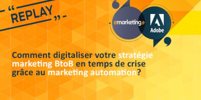 Digitalisez votre stratégie marketing BtoB en temps de crise !