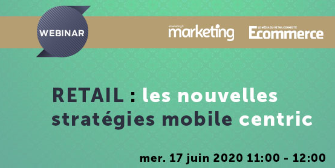 [Replay] Retail : les nouvelles stratégies mobile centric