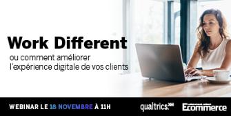 « Work Different » ou comment améliorer l'expérience digitale