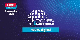 Les Trophées E-commerce en live !
