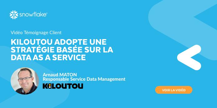 Kiloutou adopte une stratégie basée sur la data as a service