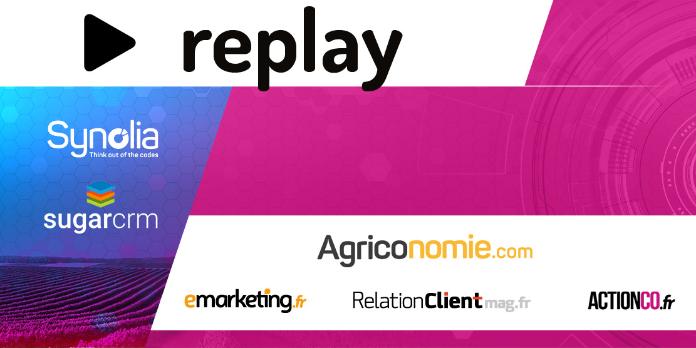 [Replay] Comment Agriconomie via la plateforme Sugar veut offrir une expérience client optimale et bouleverser les codes
