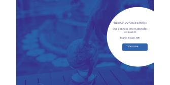 Webinaire : DQ Cloud Services, des données internationales de qualité