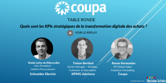 Quels sont les KPIs stratégiques de la transformation digitale des achats