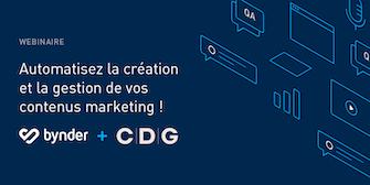 Automatisez création et gestion de vos contenus marketing !