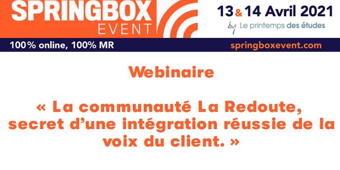 La communauté La Redoute, secret d'une intégration réussie de la Voix du Client