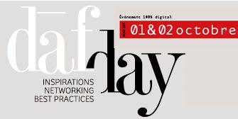 DAF DAY - 1 et 2 Octobre 2020 Deux matinées dédiées aux professionnels de la fonction Finance