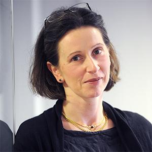 Aude Guesnon,<br/>rédactrice en chef