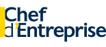 Logo chefdentreprise.com